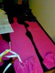 Pink dress (cut)